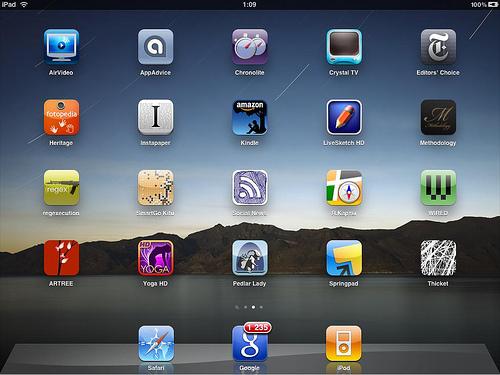 приложения для ipad 1 - фото 5